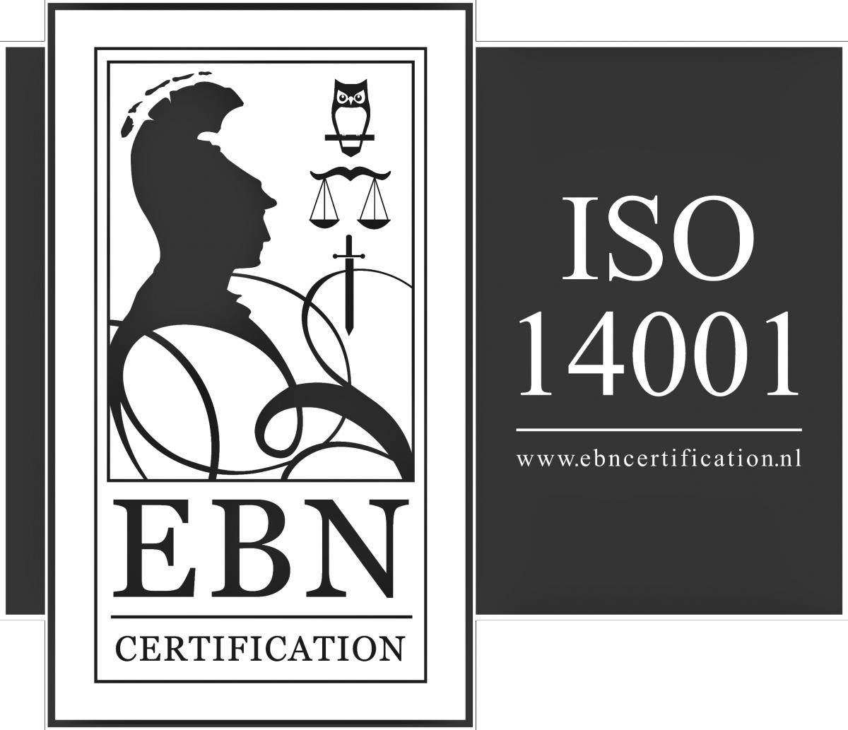 ISO14001 certificaat
