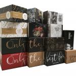 kerst geschenkverpakkingen 2019