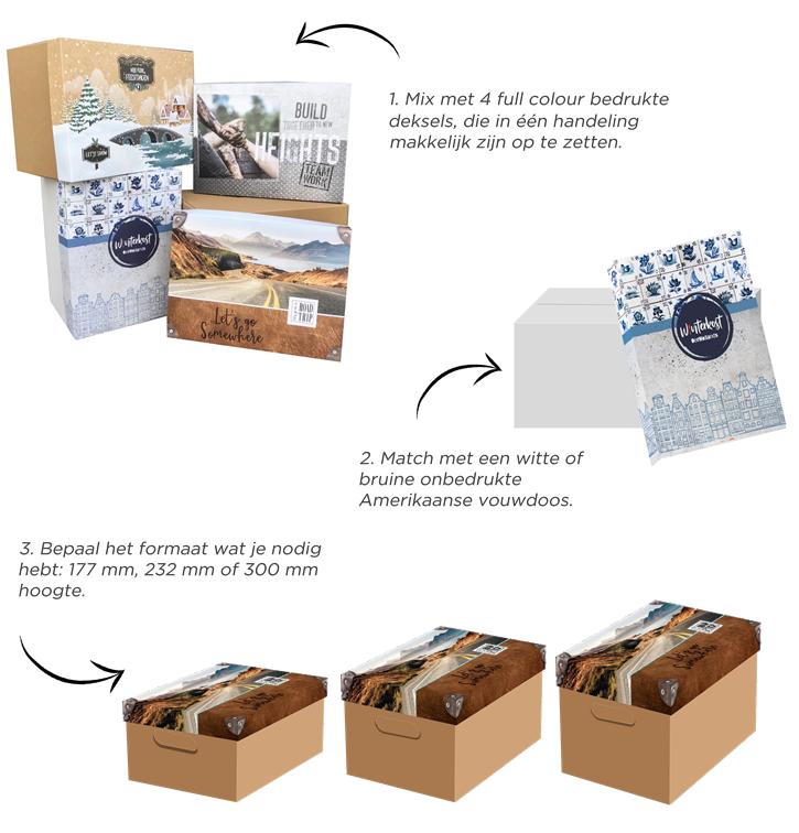 geschenkverpakkingen 2020 - mix en match