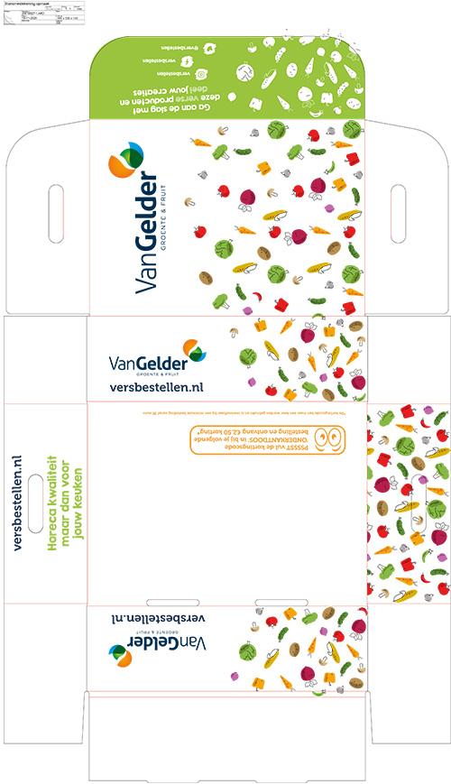 webshop verpakking